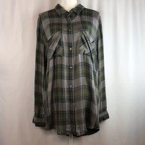 BP   Flannel Button Down   Size XL  0057
